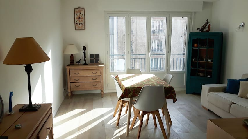 Very confortable flat 66m²,  near Montparnasse.