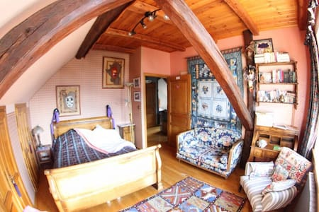 Chambre Julie 2 personnes - Villar-Saint-Pancrace