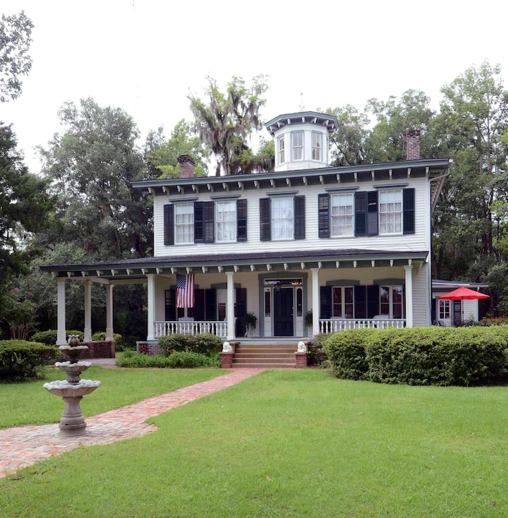 Denham House BNB- Gold Suite Monticello/TLH