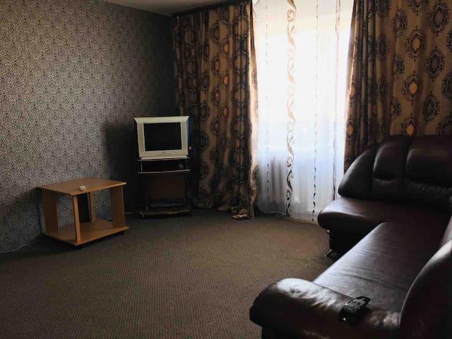 Уютная 2-х комнат Квартира со всем необходимым.