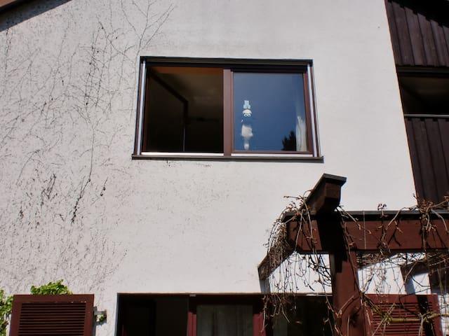 Kellerwohnung mit netten Vermietern. - Stegaurach - Wohnung