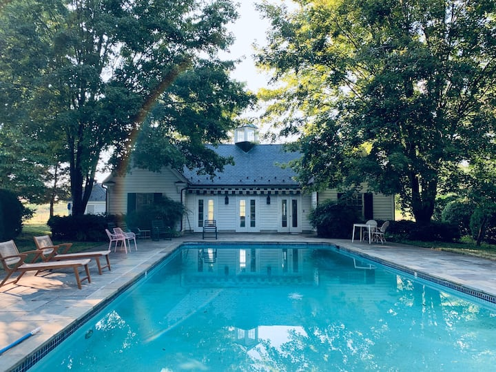 Farm Stay Casita with Pool and Garden