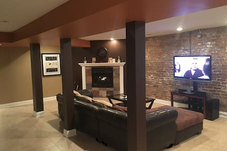 Relaxing Room mins from McCornmick Place/Downtown - Chicago