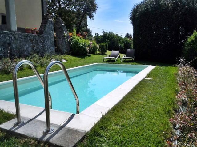 Casa Gianfrati, LA PANIA - Corfino - Byt