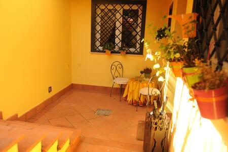 Accogliente appartamentino  - Rome - Villa