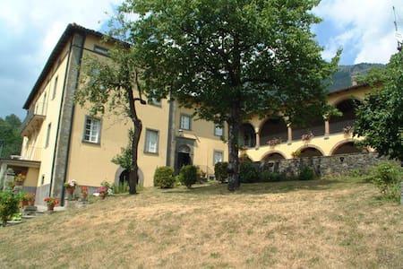 Casa Gianfrati, LA PISCINA - Corfino