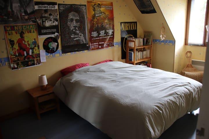 Chambre 3, à l'étage
