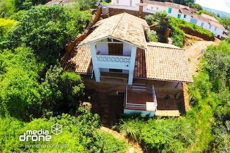 La Casa Mora - Barichara - Hus