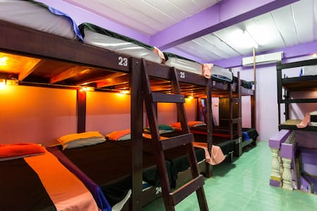 14-Bed Dorm in a Hostel @ FULL MOON - Ko Pha Ngan
