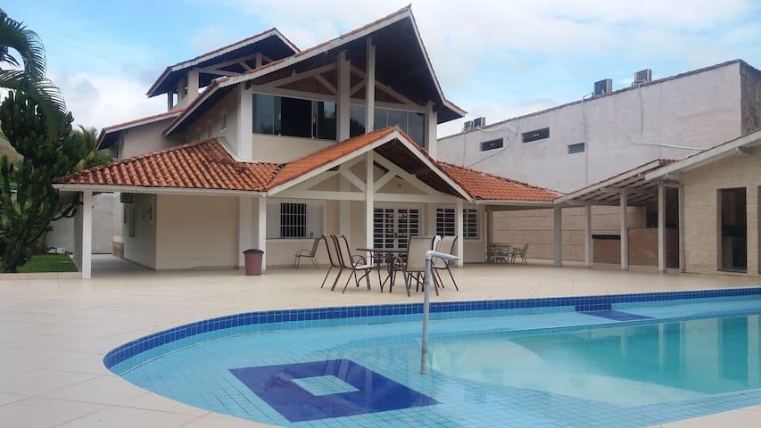 Casa de Praia em São Sebastião Litoral Norte de SP