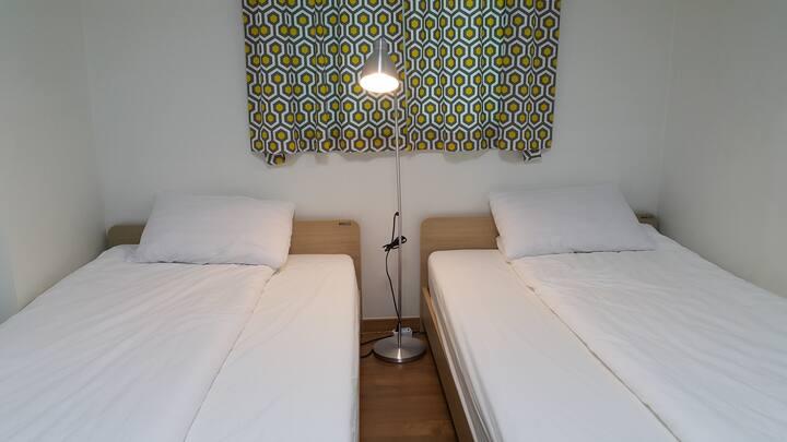 Yeon house(Twins room)
