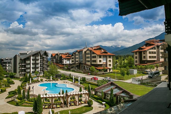 Apartment 1BR - Aspen Ski & Golf Resort Bansko