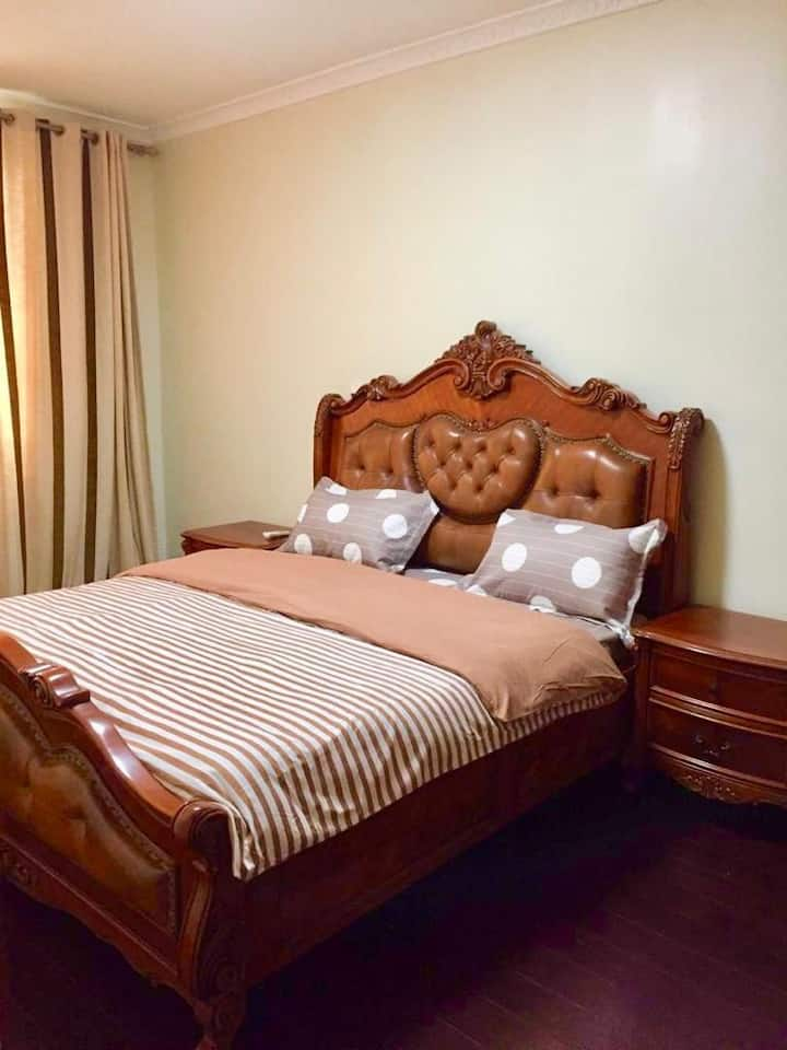 2 Bedroom,3 Bedrooms Fully Furnished Swimming Pool