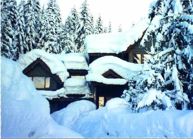 Ski in/Ski out  Mountain Hideaway - Whistler - Rumah