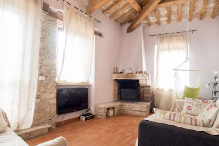 PENTHOUSE WITH TERRACE Lake View - Hidden Gem - Castel di Tora