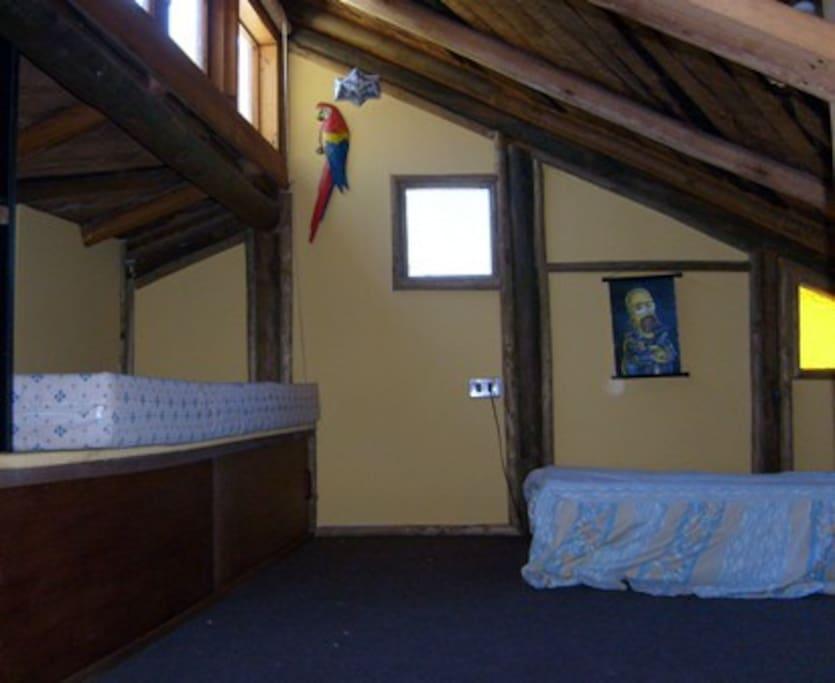 Altillo (2 camas)