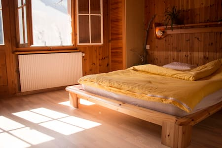 Authentic Swiss Mountain Getaway - Wohnung