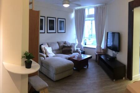 Modernised 2 bedroom flat close to all amenities - Hong Kong