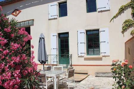 La BLAUDIERE, 8 beds, 15-20min from Puy du Fou