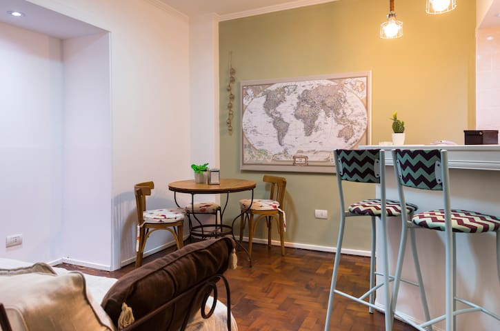 Cozy and Silent in Recoleta Area!!! - Buenos Aires - Appartement