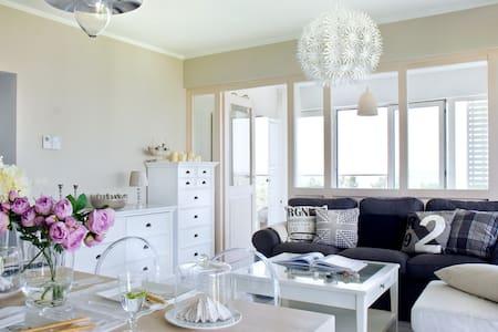 Duży apartament przy plaży z widokiem na morze - Międzyzdroje - Apartamento