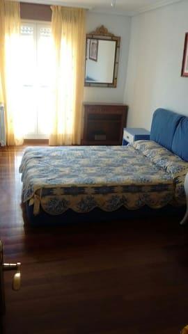 Estupenda habitacion en piso compartido - Santander - Apartmen