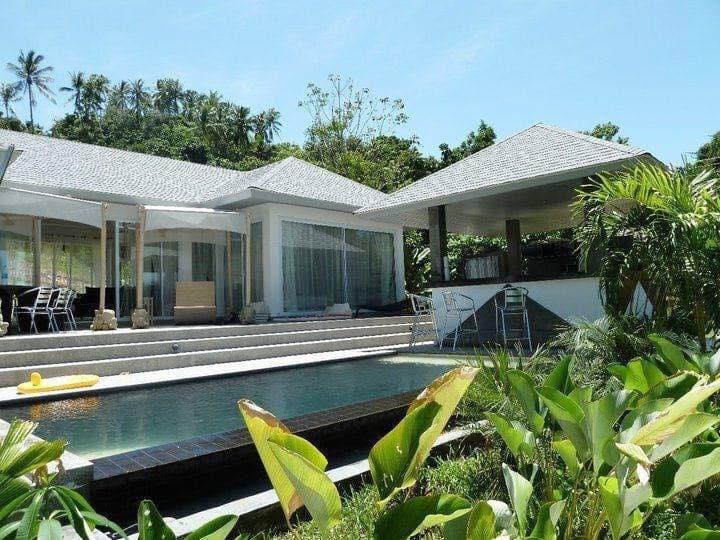 Villa avec piscine privée Lamai