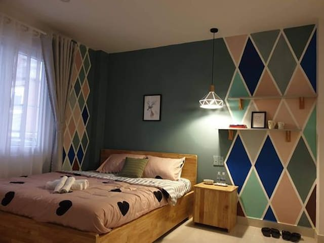 Private Cozy Single Room For Couples