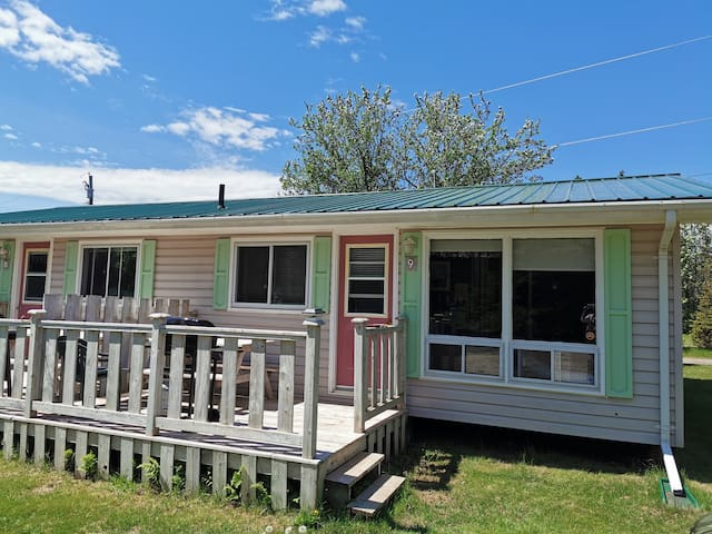 1-bedroom cottage outside the PEI National Park