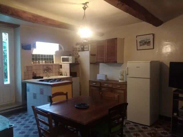 Typical Provencal accommodation