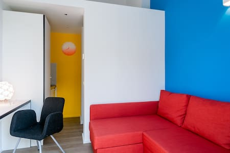 Studio #4 close to Brussels Airport - 24h check-in - Zaventem