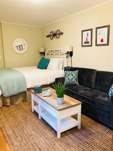 Cozy and Comfortable Downtown Studio