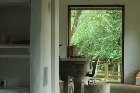 숲속의 오두막...... 동화 #5/กระท่อมในไม้