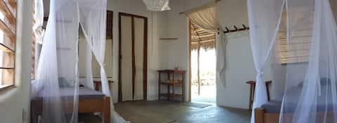 Budget room - 3 beds @ Baobibo - Casa de Hospedes