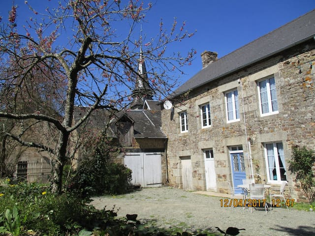 Self-catering converted farmhouse - Saint-Samson - Loma-asunto