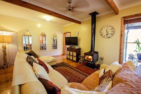 Warrumbungle Retreat Spacious Elegant Comfortable