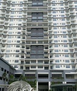 BRAND NEW BRIGHT CONDO NEAR LRT - Condominium