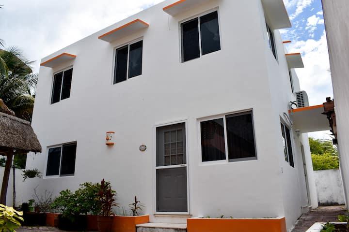 Casa Naranja - Primer Piso