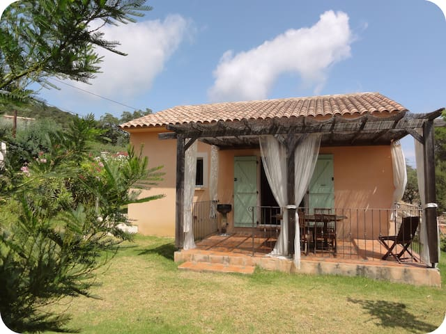 Charmante maison à Palombaggia