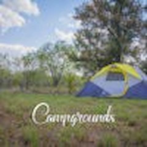Z#2 Tent Camping @ Salvage Texas
