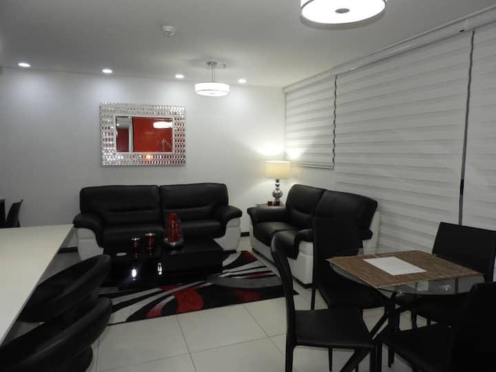 Apartmento 9-1 San José sabana. Wifi netflix
