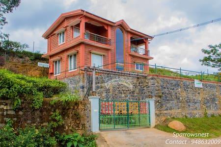 Get Cosy @ The Sparroz nest Villa in Kotagiri - Kotagiri