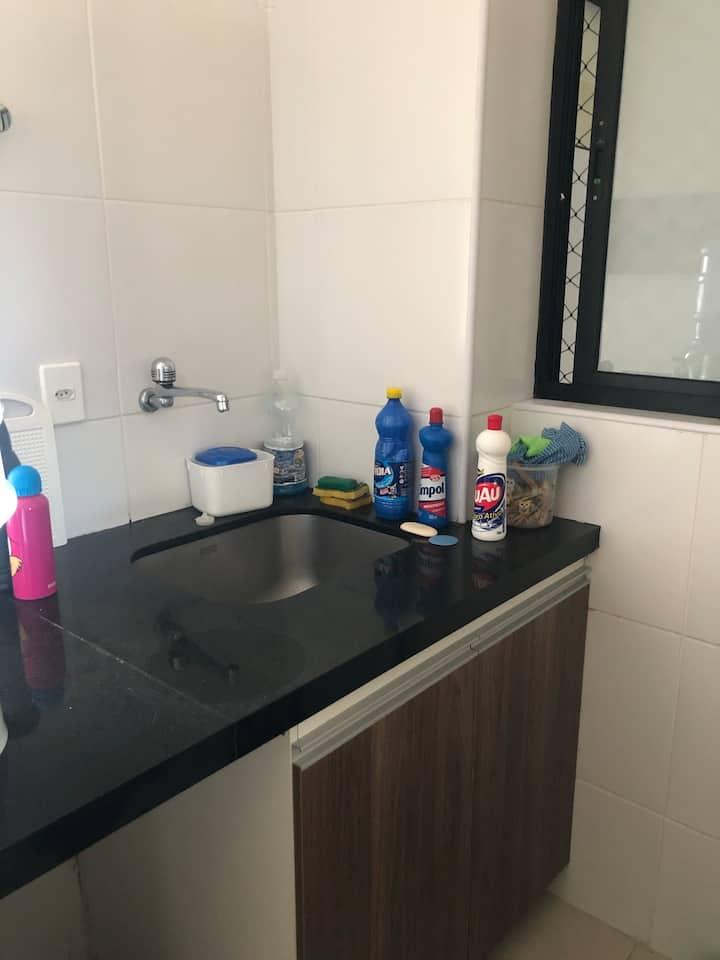 Apartamento completo em Maceió próximo de tudo