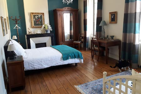 La Parenthese, nice bnb near Bordeaux and beyond - La Réole - Hus