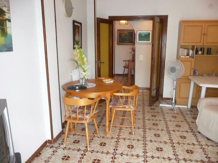 Das Wohnzimmer    El menjador