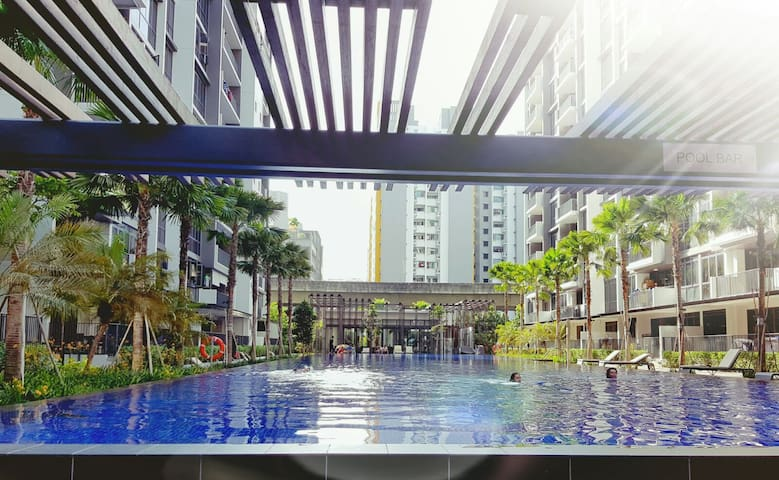Private room near MRT station and shopping mall - Singapore - Condominium