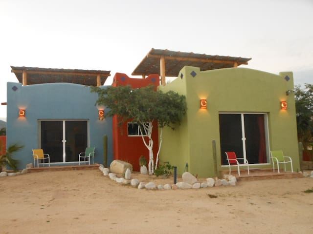 Casitas Rent Separately or Together
