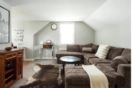 Cozy 1 Bedroom Suite near Yonkers Executive Blvd. - ヨンカーズ