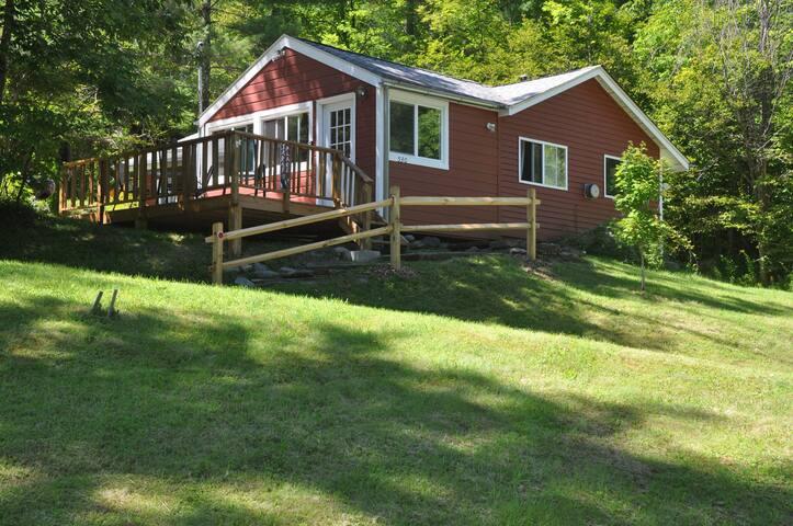 Catskills Park Cabin, Woodland Val.