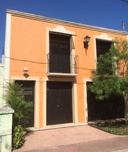 CHARMING LOFT IN A MAYAN TOWN! - Valladolid - Loft